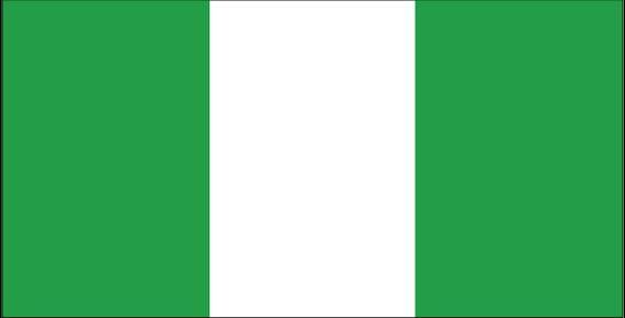 zastava nigerije
