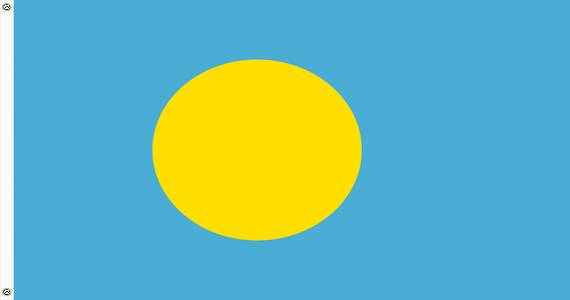 zastava palau