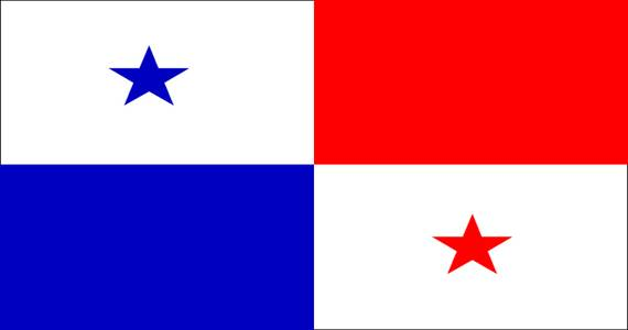 zastava paname