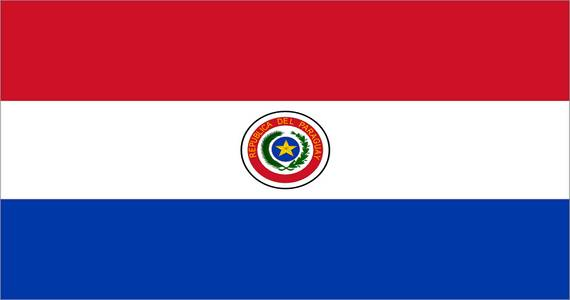 zastava paragvaja