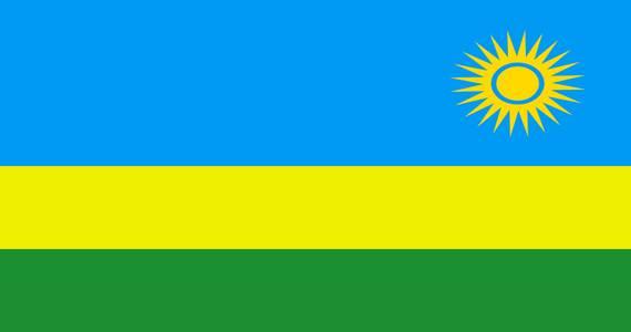 zastava ruande