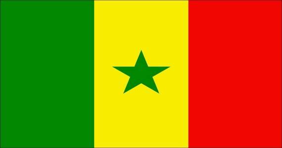 zastava senegala