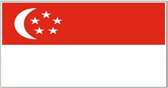 zastava singapura