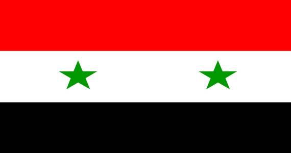 zastava sirije