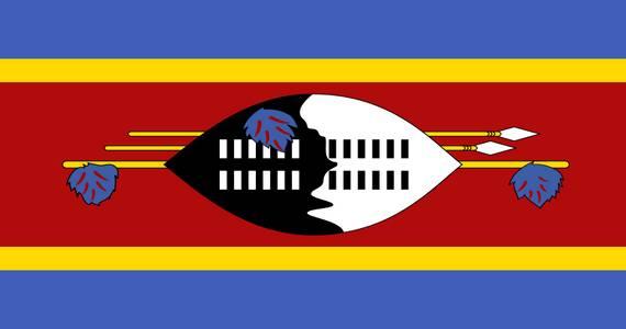 zastava svazilenda