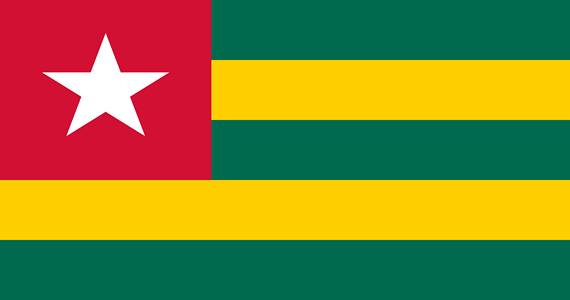 zastava togo