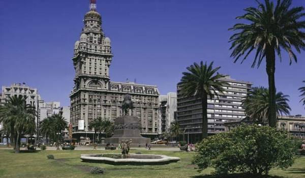 urugvaj glavni grad