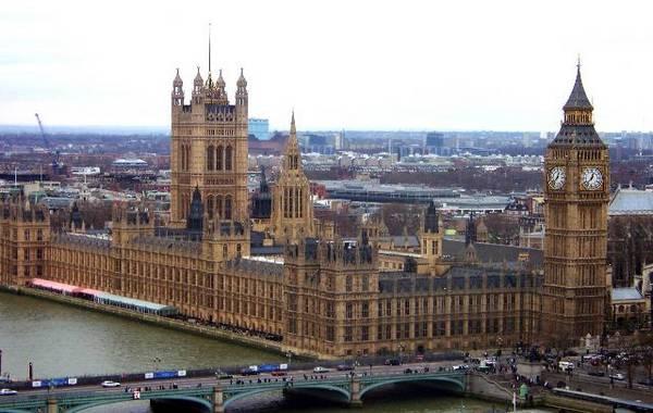 velika britanija glavni grad