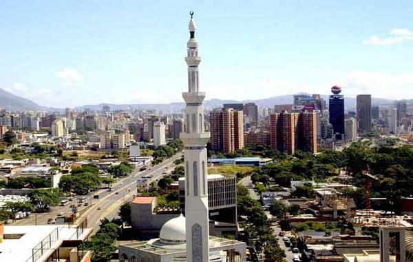 venecuela glavni grad
