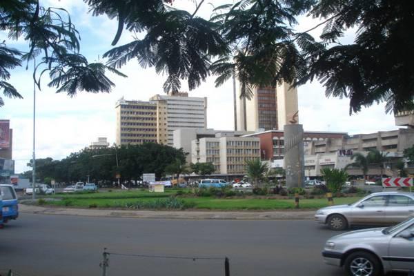 zambija glavni grad
