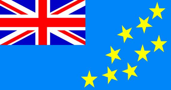 zastava tuvalu