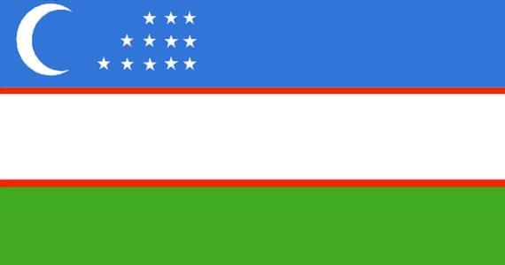 zastava uzbekistana