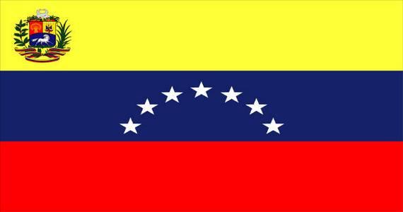 zastava venecuele
