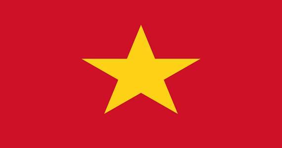 zastava vijetnama