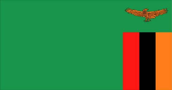 zastava zambije