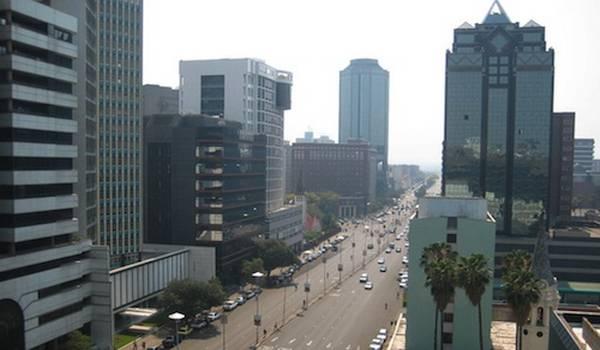 zimbabve glavni grad