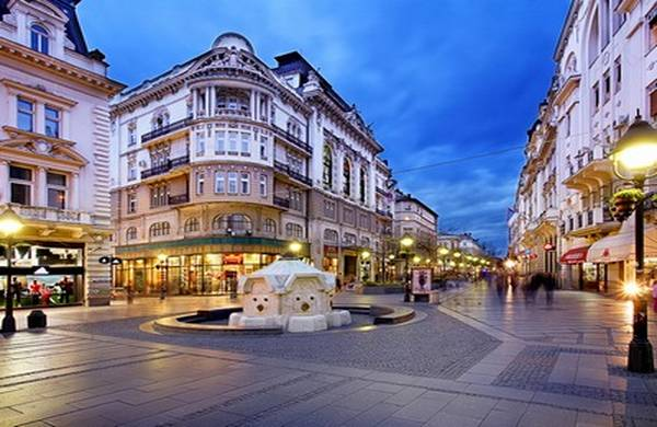 Centar Beograda